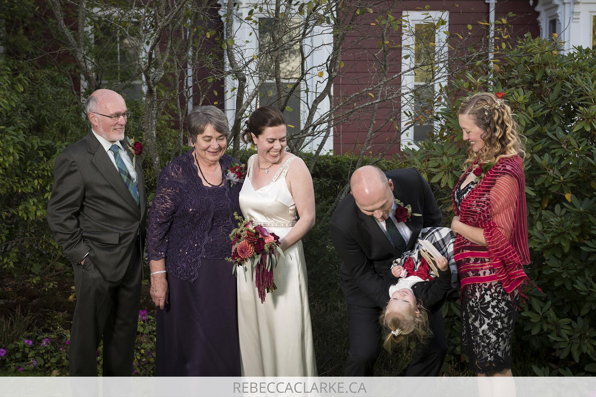 Blomidon Inn Wolfville Wedding