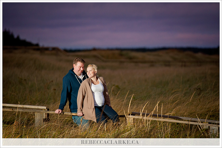 Halifax pregnancy photography