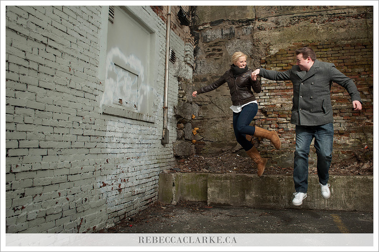 Agata & Ryan - Jumping