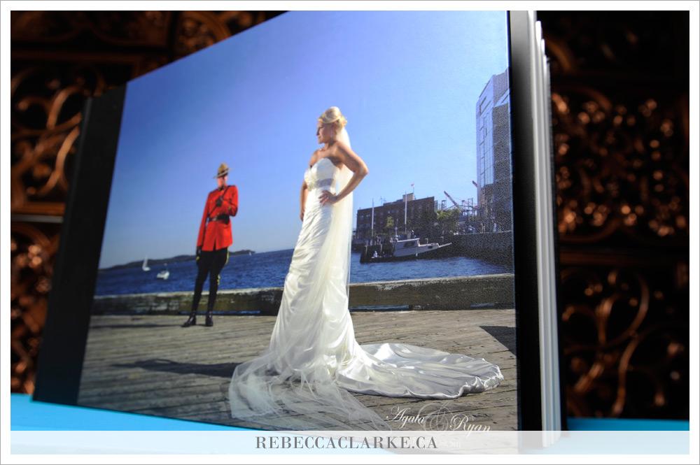 waterpoof wedding album