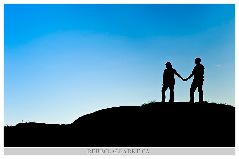 Peggy's Cove engagement session