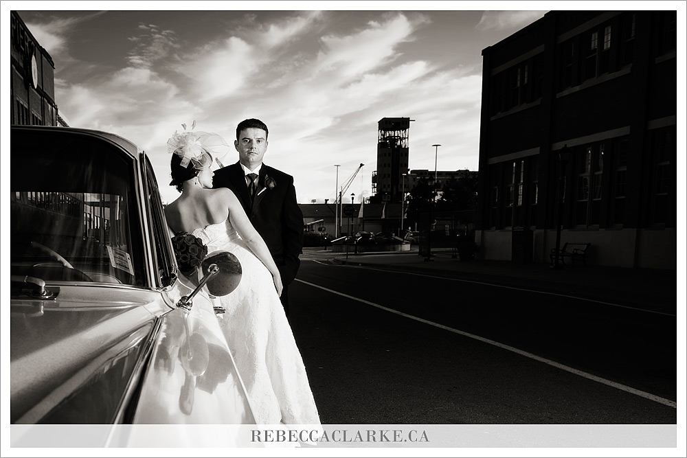 Bev and Dave wedding
