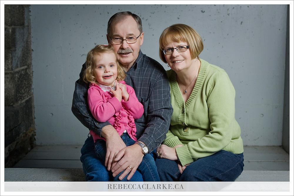 McLellan Family
