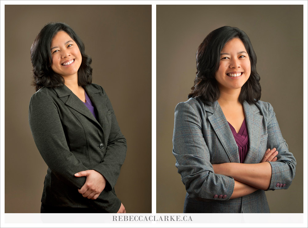 Cathy's business portraits