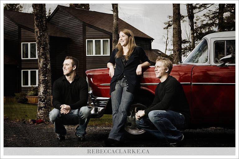 Emily, Matt and Jeff Photo