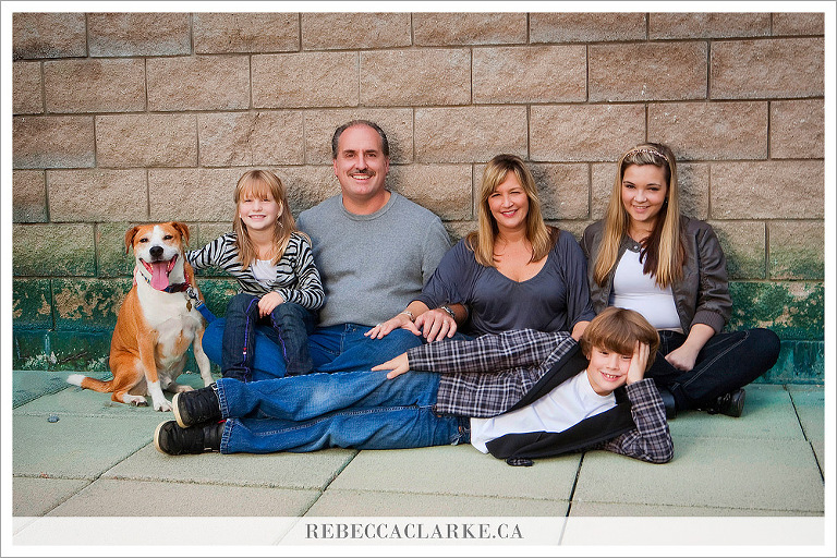 Ingram Chambers Family - Brick Wall