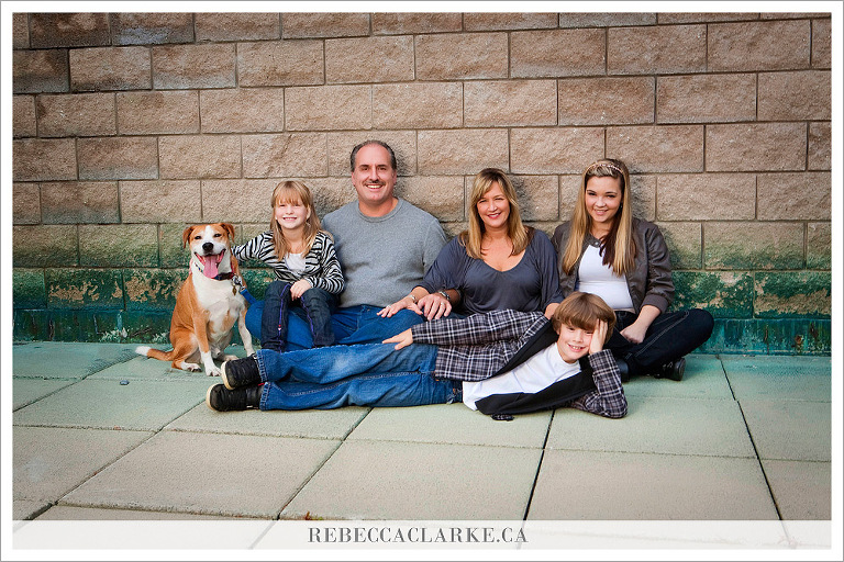 Imgraham Chambers family