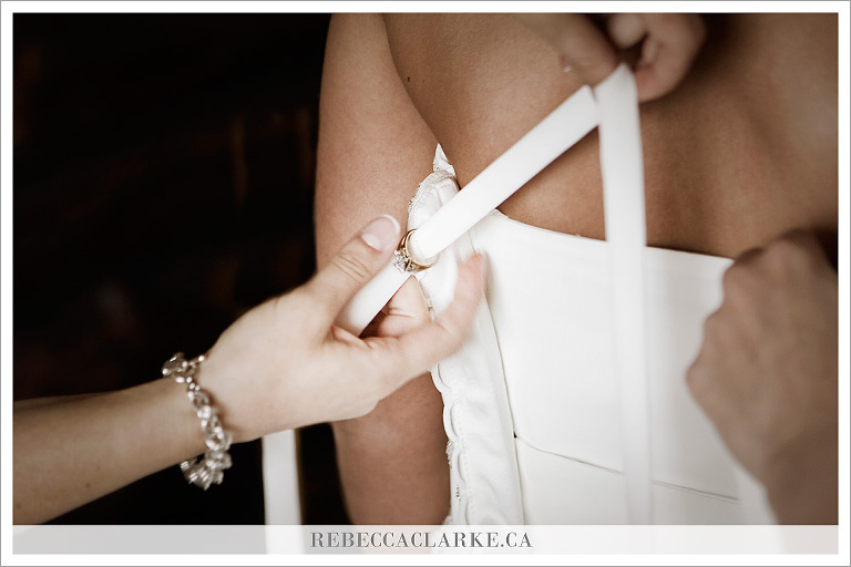 Pictou wedding photography