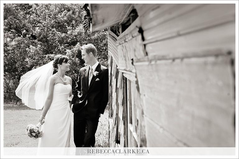 Pictou lodge wedding photos
