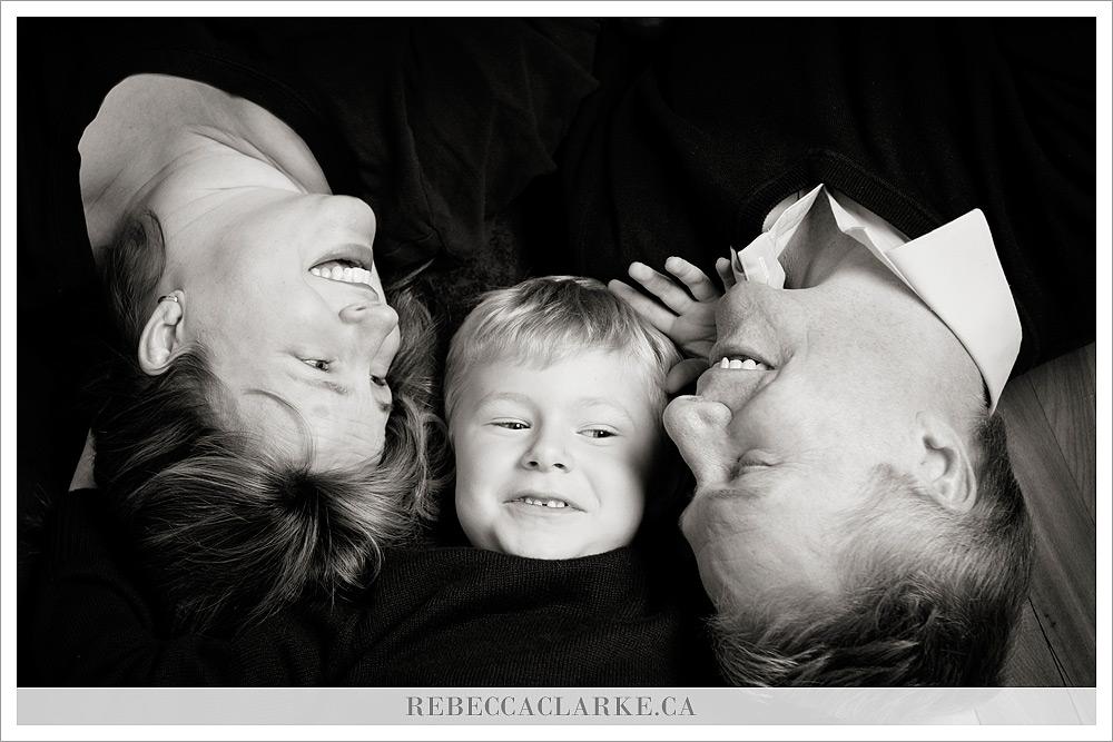 Sue Ann, Morne, and Daniel