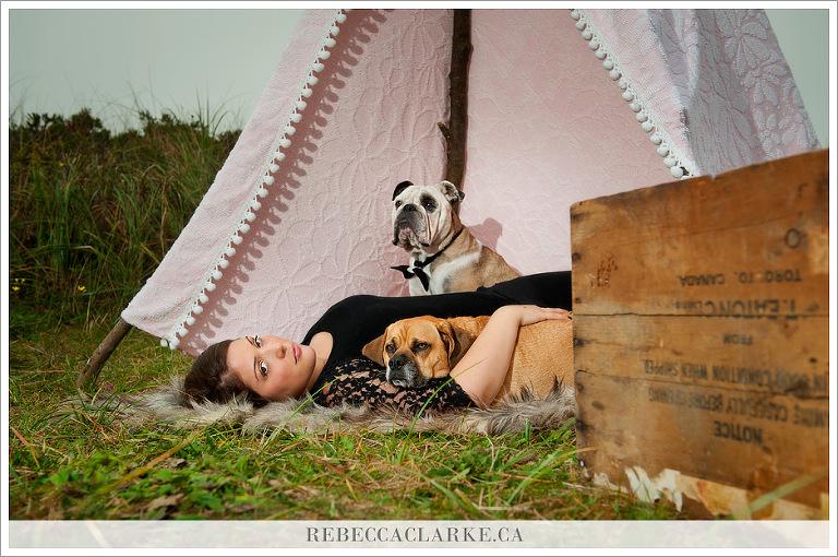 Halifax dog photography