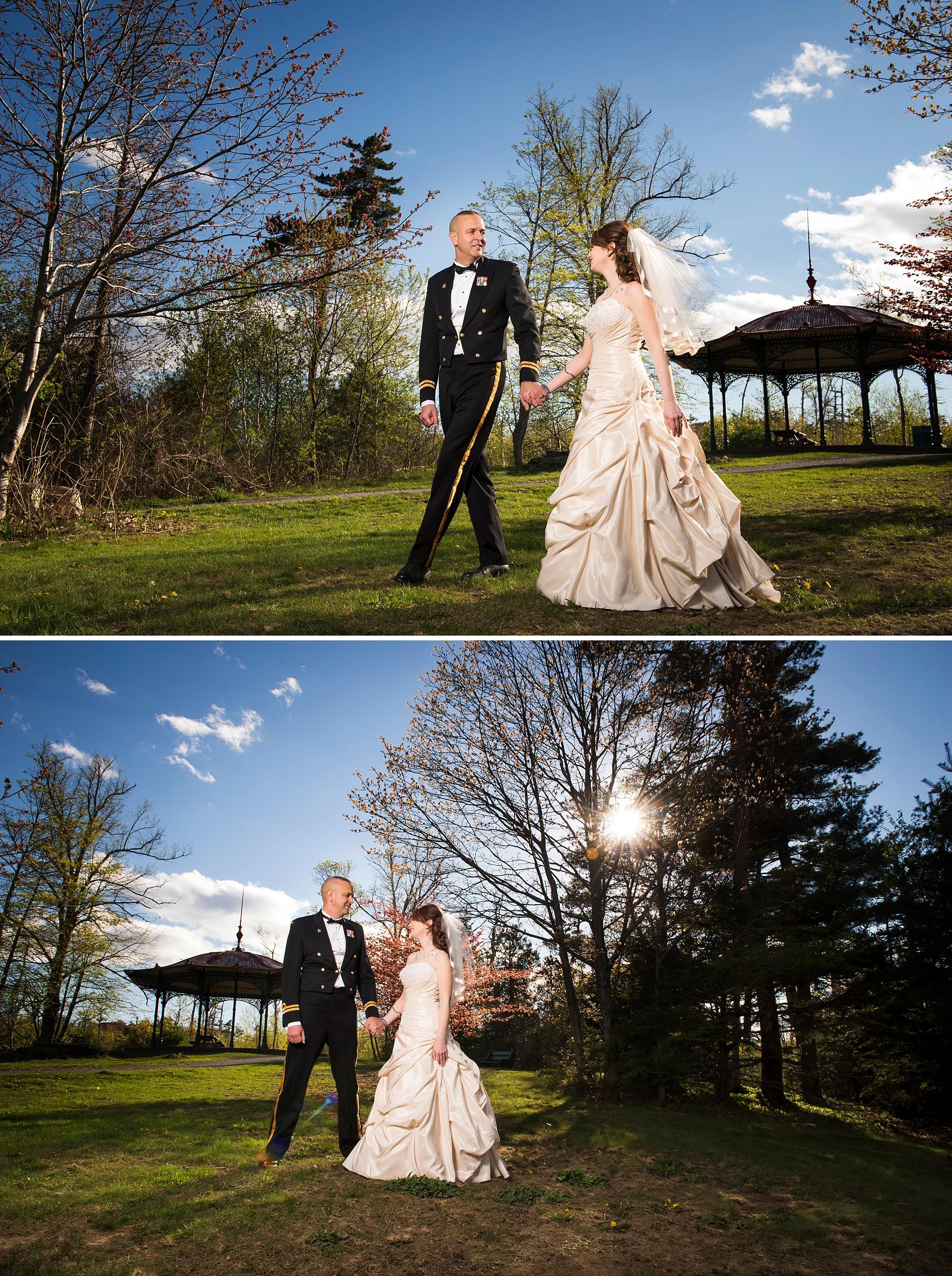 Juno towers wedding