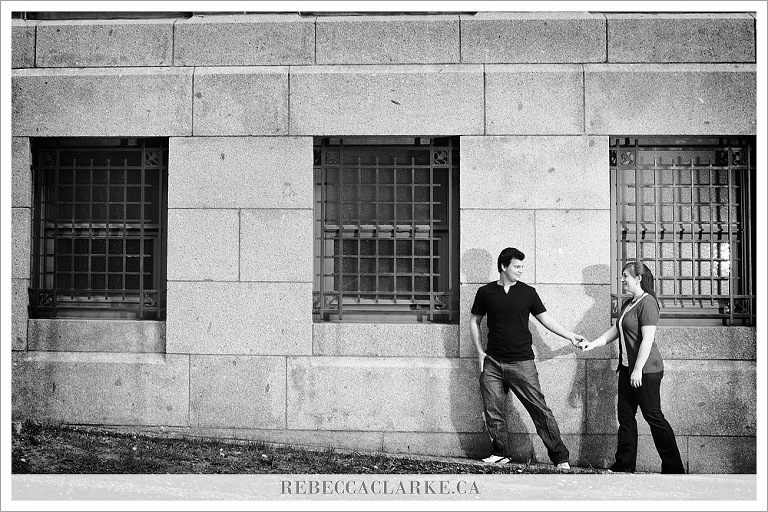 Halifax engagement photography