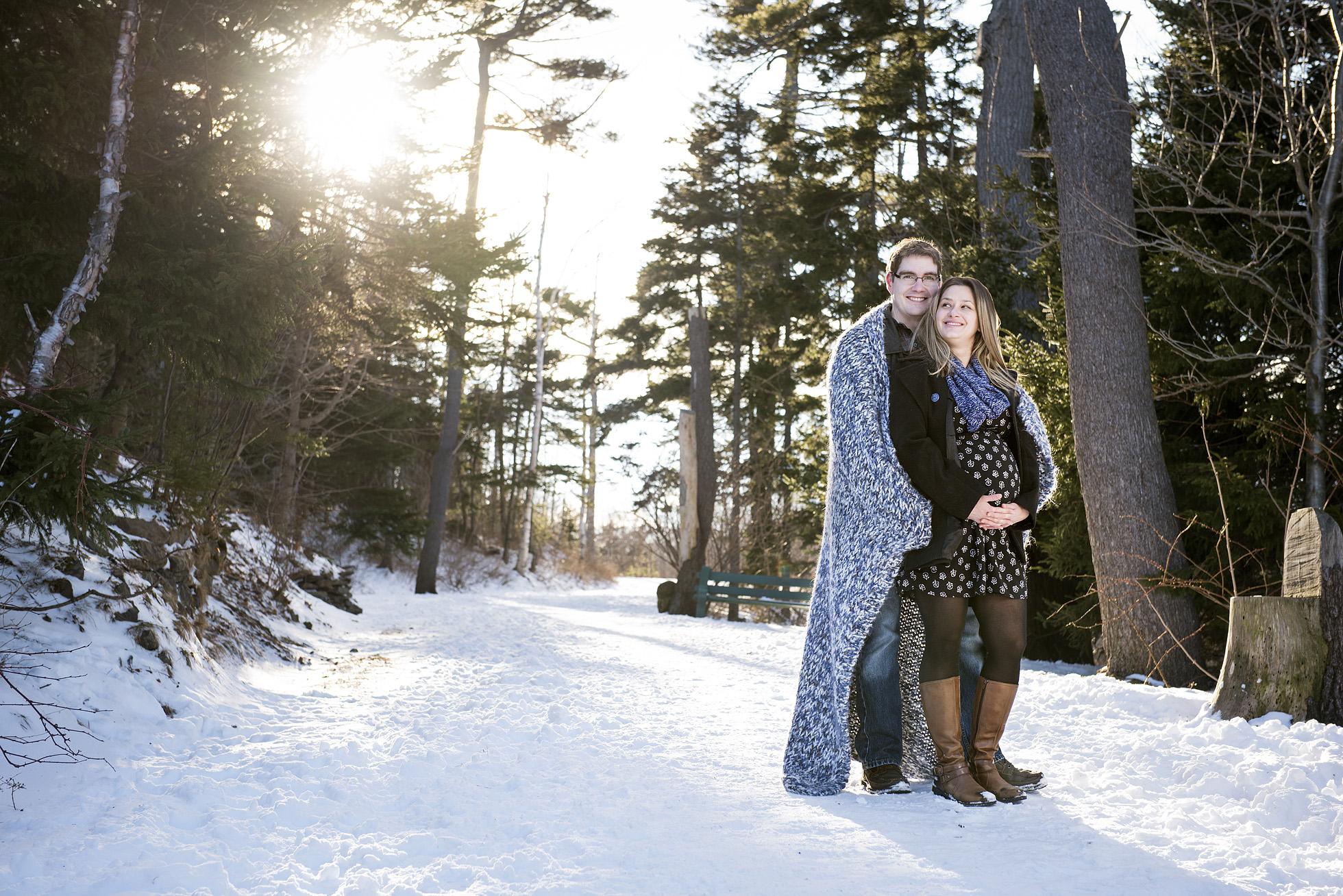Pregnancy photography Halifax