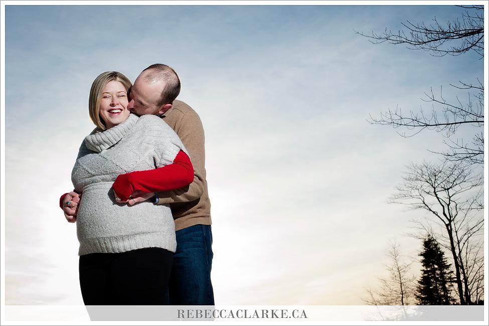 Carla & Sean Maternity session