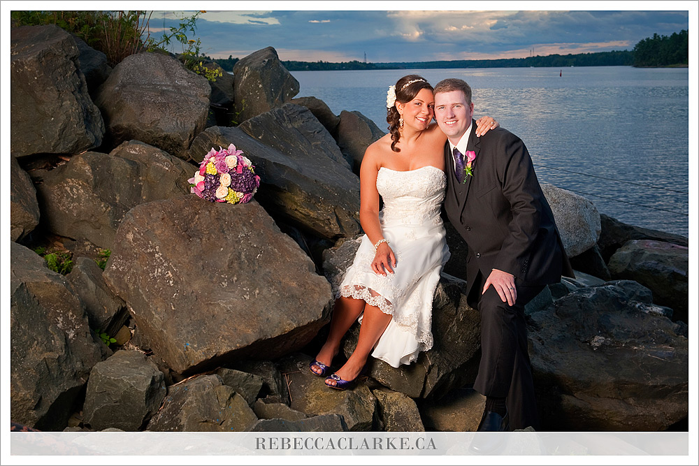 wedding Tara-Lee & Logan
