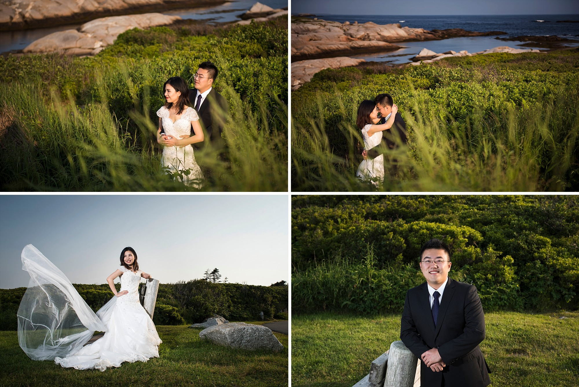 Yuan and Yeo Engagement Session