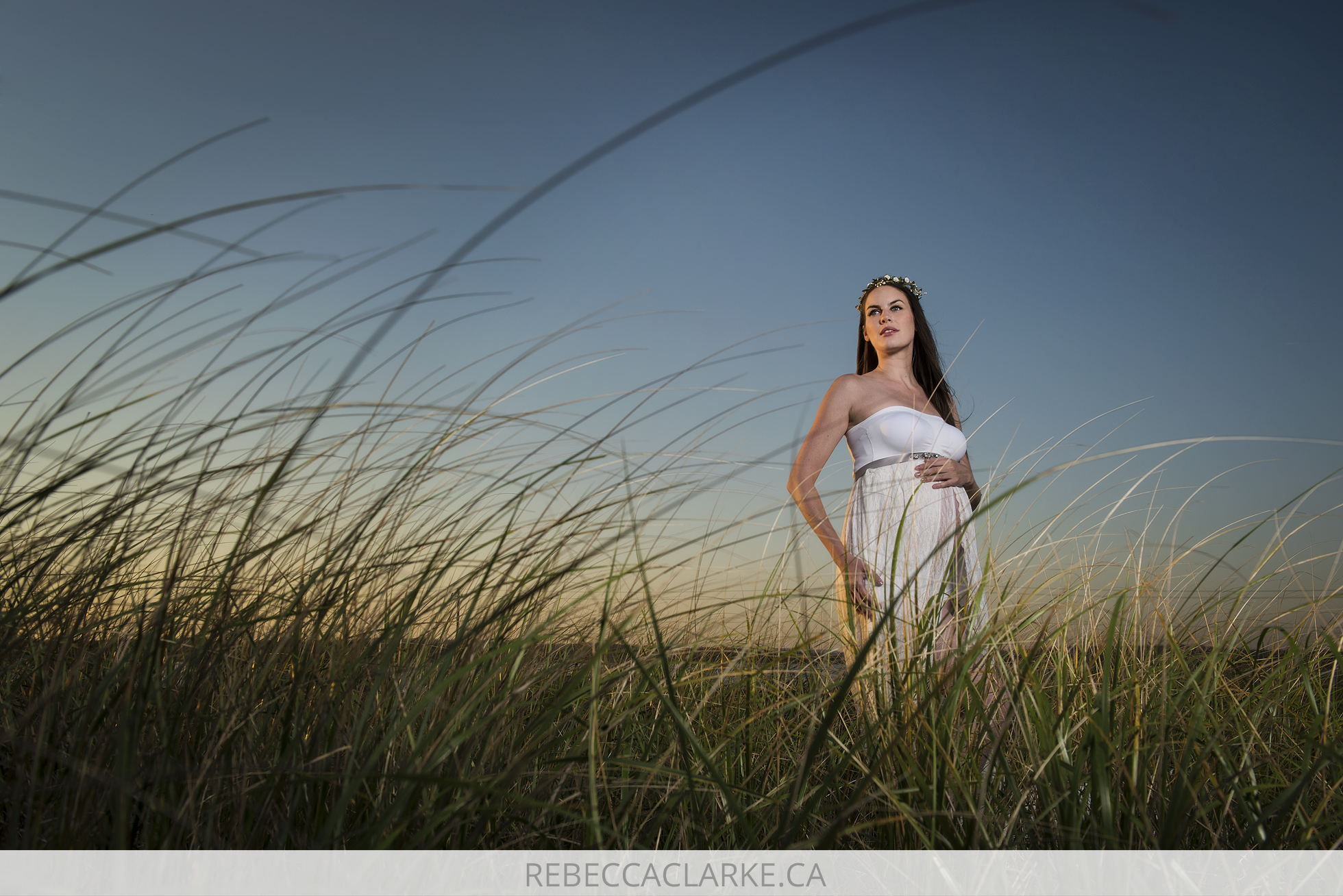 Lawrencetown beach photography session