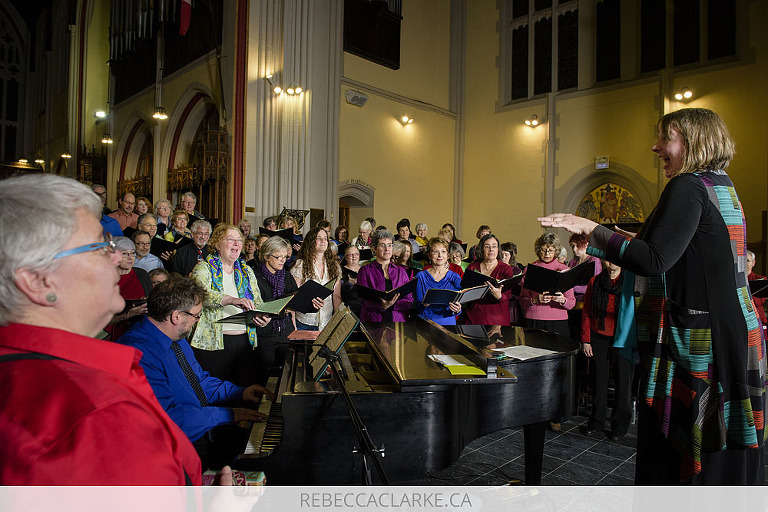 YGS Chorus Event