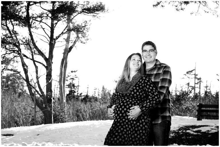 Maternity Newborn Baby Plan Halifax Photographer