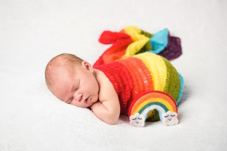 rainbow baby halifax