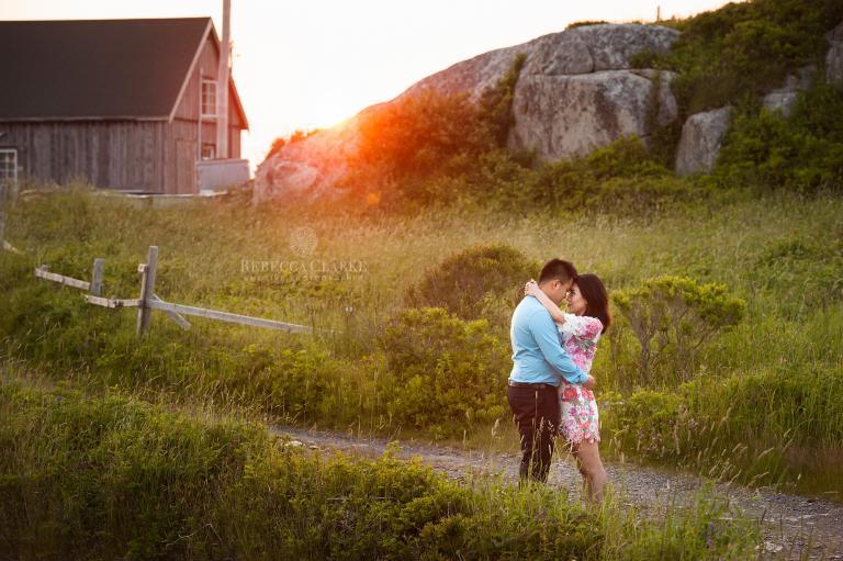 Halifax engagement session photographers