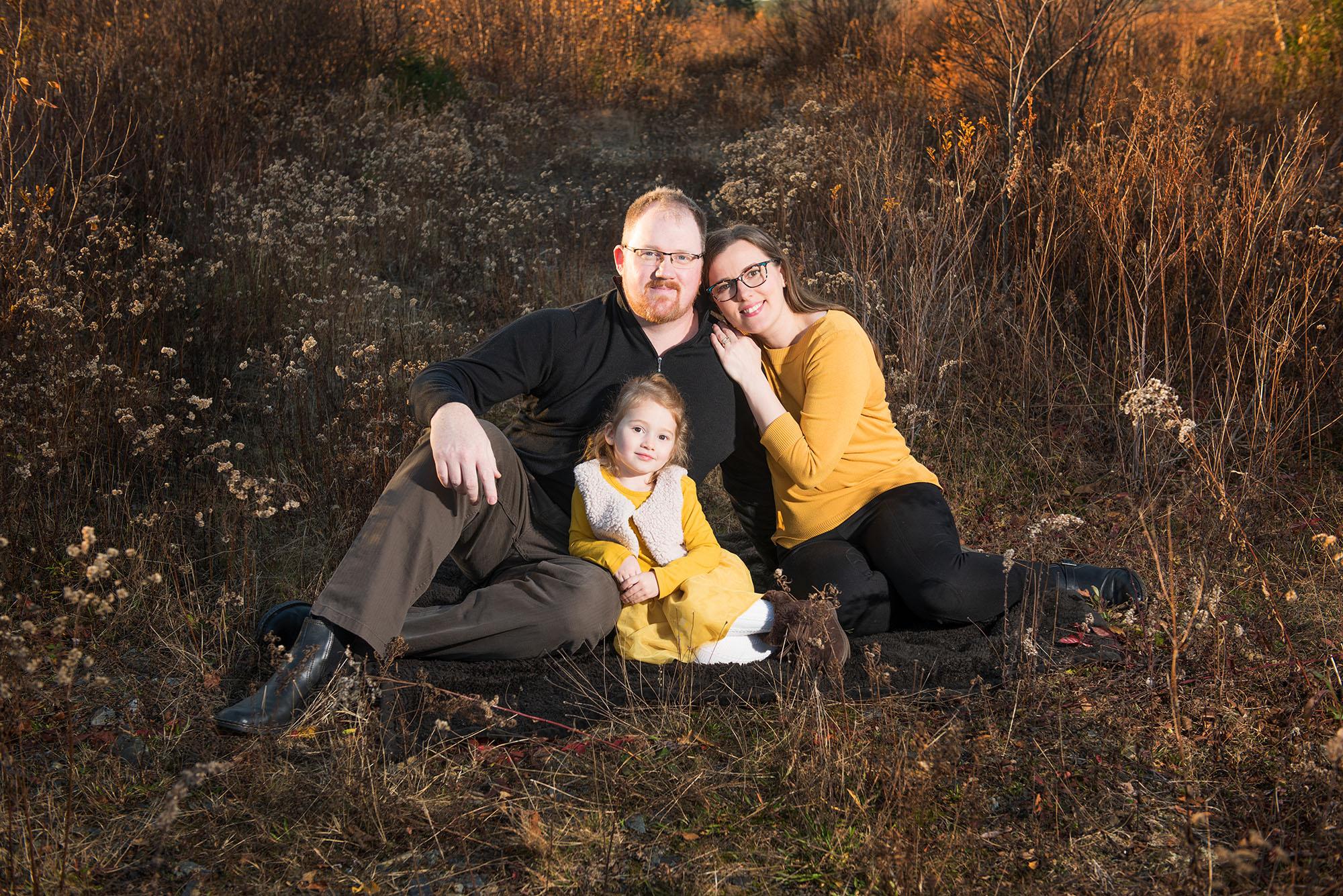 Clarke MacInnis Family Photography