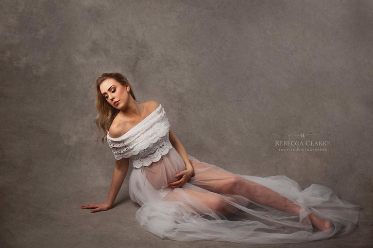 Maternity photography photo shoot dress