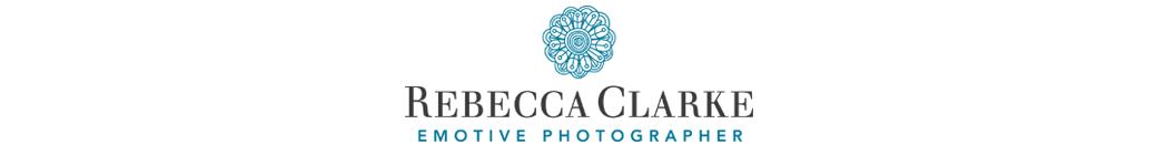 Rebecca Clarke Emotive Photographer   Portraits & Events logo